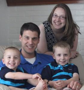 Keeney family portait summer 2013